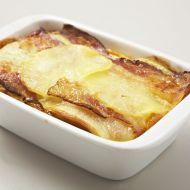 Zapečené brambory se zeleninovým bujónem recept