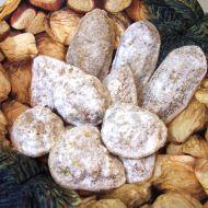 Ořechové tlapky recept