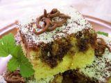 Kefírová buchta šťouchaná recept