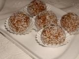 Kokosové kuličky recept
