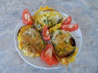 Chleba ve vajíčku 1