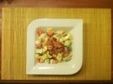 Zeleninový salátek podle Anette recept