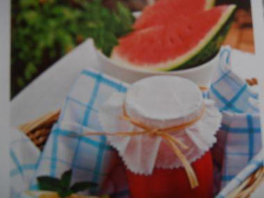 Džem z vodního melounu
