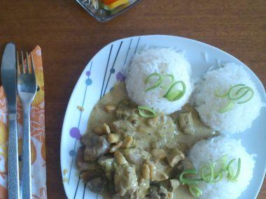 Čína podle mého taťky s jasmínovou rýží