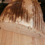Celokváskový chléb včetně výroby kvásku recept