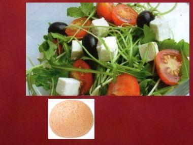 Večeře 34  Rukolový salát