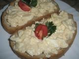 Rychlá vajíčková pomazánka recept