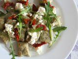 Batátové noky s mákem a čerstvým sýrem recept