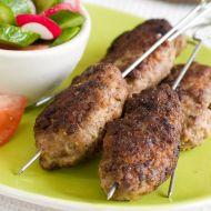 Grilovaný kebab z mletého masa recept