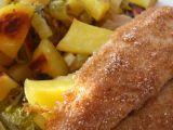 Ryba v žitném obalu recept