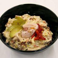 Domácí Rumcajs salát recept