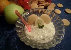 Ovocný jogurt pro nejmenší recept