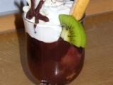 Kakaová poleva do pohárů recept