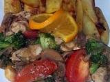 Krůtí maso na saturejce recept