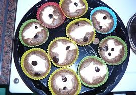 Muffiny  dietní recept