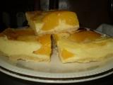 Koláč s meruňkami a tvarohem recept