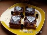 Tvarohovo-hroznový koláč recept