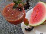 Ledový meloun s aronií recept