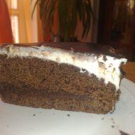 Čokoládový dort s cappuccinem recept