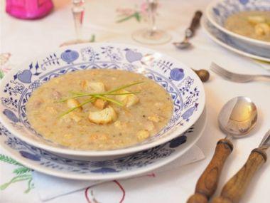 Recept Vánoční rybí polévka