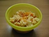 Pro nejmenší  Rizoto s mrkví sýrem a rajčaty recept