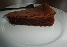 Gâteau au Chocolat (francouzský čokoládový koláč) recept ...