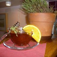 Zimní kořeněný čaj recept