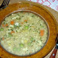 Krůtí polévka recept
