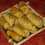 Mirečkovy rohlíčky na slano recept