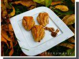 Ořechové švýcarky recept