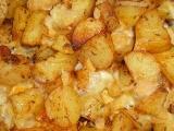 Smradlavé brambory recept