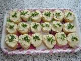 Vaječná pomazánka s jarní cibulkou recept