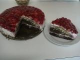 Letní svěží dortík recept