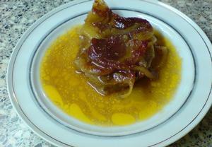 Pečené vepřové plátky delikates