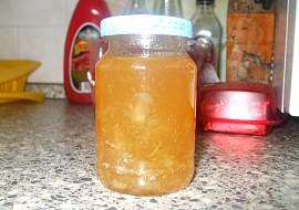 Citronovo- limetkový džem recept