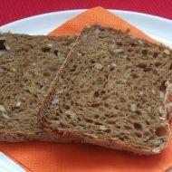 Slunečnicový chléb z domácí pekárny recept