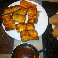 Míšiny vietnamské závitky recept