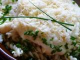 Vřetena se strouhaným sýrem a kečupem recept