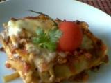 Lasagne se žampiony recept