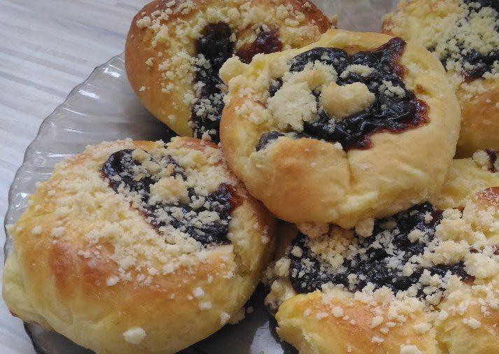 Moravské koláče  Ala recept