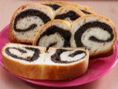 Makovka z domácej pekárne od Jely