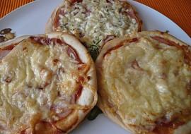 Pizza  základní předpis recept