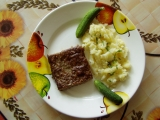 Prejt z mletého masa a jater recept