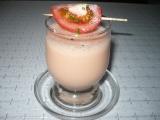 Kefírové mléko s rajčatovou šťávou recept