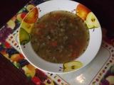 Polévka z krůtích krků recept