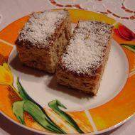 Kakaový perník s polevou a kokosem recept