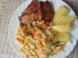 Zimní salát recept
