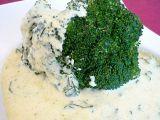 Brokolice s kari omáčkou recept