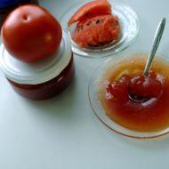 Rajčatová marmeláda s melounem recept