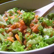 Lollo salát s mrkví recept